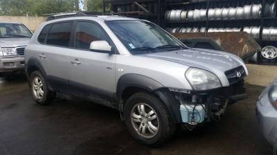 Pièces détachées pour Hyundai Tucson 2.0 CRDI 112 CH 4WD de 2006 dans les Bouches du Rhône proche de Marseille – pro fun 4x4