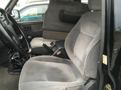 Sièges pour Nissan Patrol - pro fun 4x4