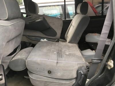 Banquette arrière pour Nissan Patrol 2.8 - pro fun 4x4