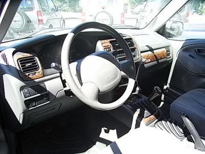 Intérieur de Suzuki Grand Vitara de 2001 - pro fun 4x4