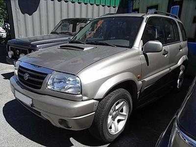 Pièces détachées pour Suzuki Grand Vitara de 2001 - pro fun 4x4