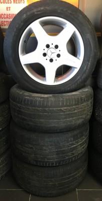 Jantes et Pneus pour Mercedes ML AMG - pro fun 4x4
