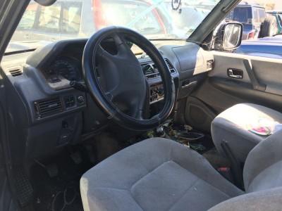 Pièces détachées pour Mitsubishi Pajero Turbo 2.8 TD 125 ch de 1998