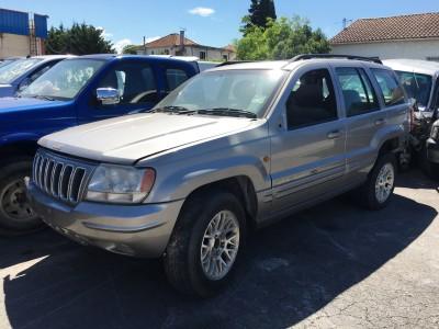 Pièces détachées pour Jeep Grand Cherokee Boite Auto 190 ch de 2002
