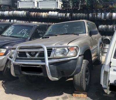Pièces détachées pour Nissan Patrol 3.0 VDi 160 ch de 2002