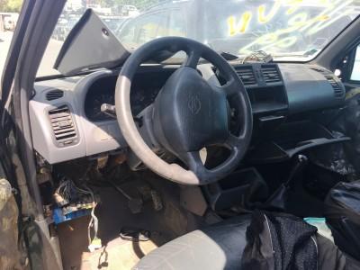 Tableau de bord et volant Nissan Terrano - pro fun 4x4