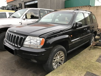 Moteur Jeep Grand Cherokee 2.7 CRD 163 - pro fun 4x4