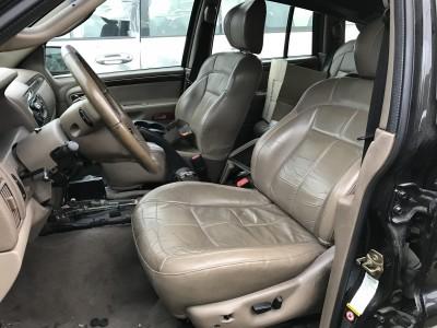 Pièces détachées pour Jeep Grand Cherokee 2.7 CRD 163 ch Limited Auto de 2002