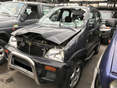 Moteur Daihatsu Terios 1.3i 83 ch essence 2002 - pro fun 4x4