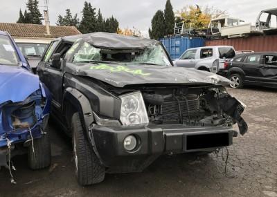 Pièces détachées pour Jeep Commander 3.0 V6 CRD 217 ch Limited Auto de 2007