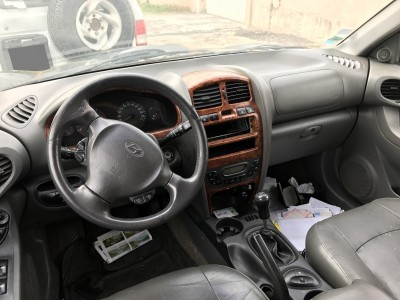 Pièces détachées pour Hyundai SantaFe 2.0 CRDi 125 ch 4WD Pack Luxe de 2003