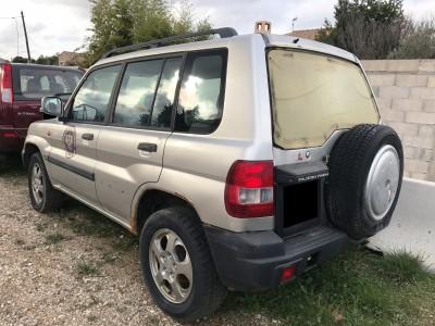 Pièces détachées pour Mitsubishi Pajero Pinin 2.0 GDi 130 ch Élégance de 2001