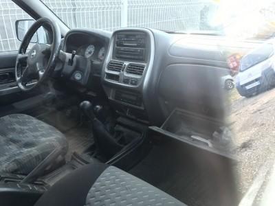 Pièces détachées pour Nissan Navara D22 2.5 TD 133 ch Double Cabine de 2005