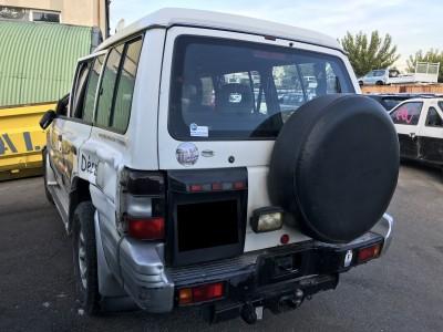 Pièces détachées pour Mitsubishi Pajero Turbo 2.5 TD 100 ch Classic Long 7 places de 2003