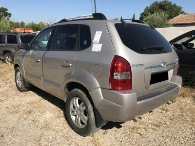 Pièces détachées pour Hyundai Tucson 2.0 CRDi 140 ch 4WD Pack Confort de 2006