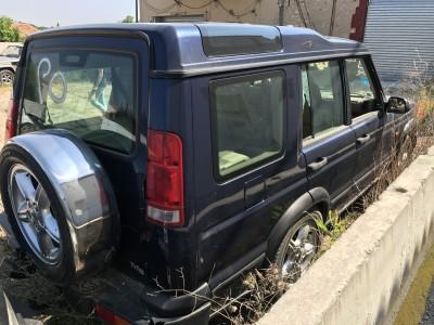 Pièces détachées pour Land Rover Discovery TD5 de 2001