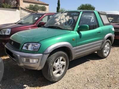 Pièces détachées pour Toyota RAV4 2.0i 130 ch de 1999