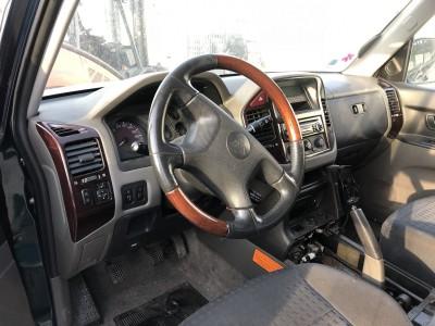 Mitsubishi Pajero 3.2 DI-D 165 ch Long 7 places de 2001 sans boite ni moteur
